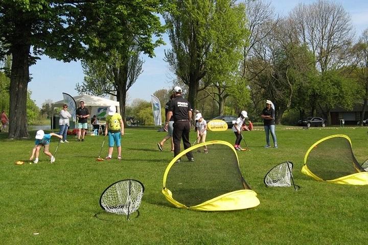 Kids4Golf toernooi Zuiderpark Den Haag