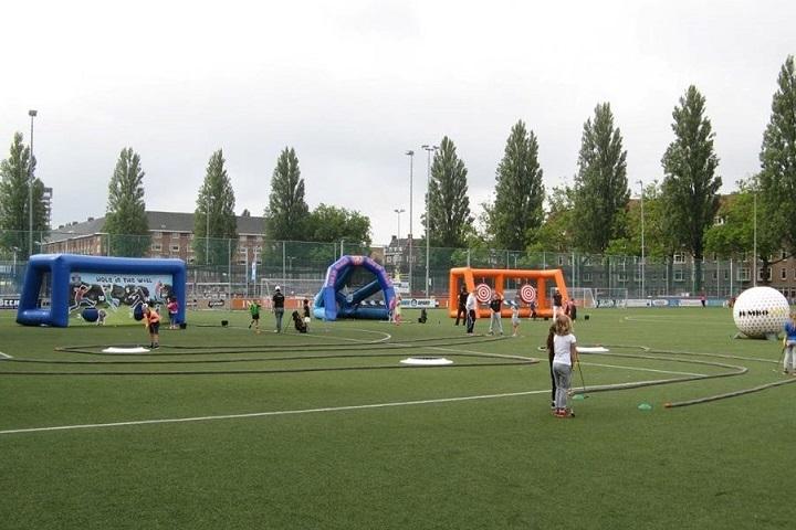 Combiwel Sport organiseerde de Olympische 3 daagse